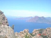 Les Calanques, Corse